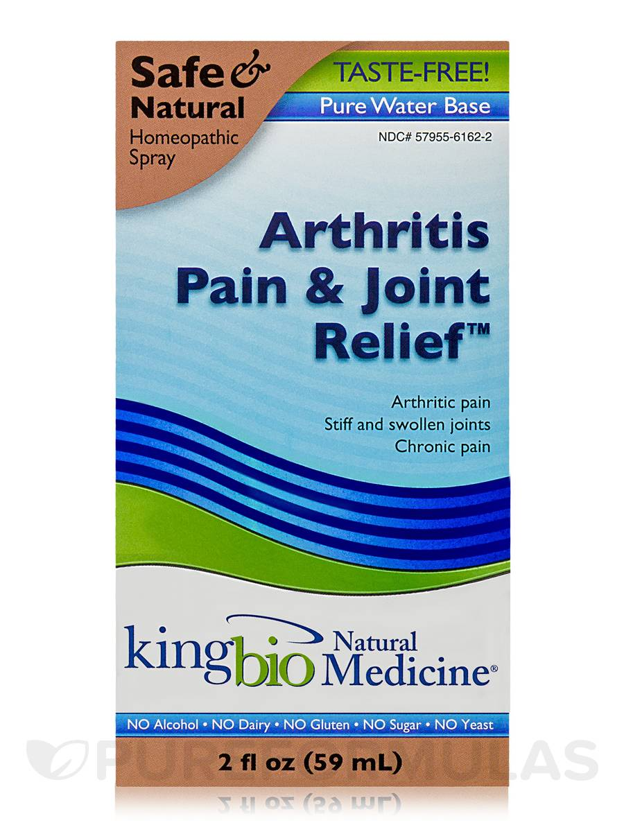 Arthritis Pain & Joint Relief - 2 fl. oz (59 ml)