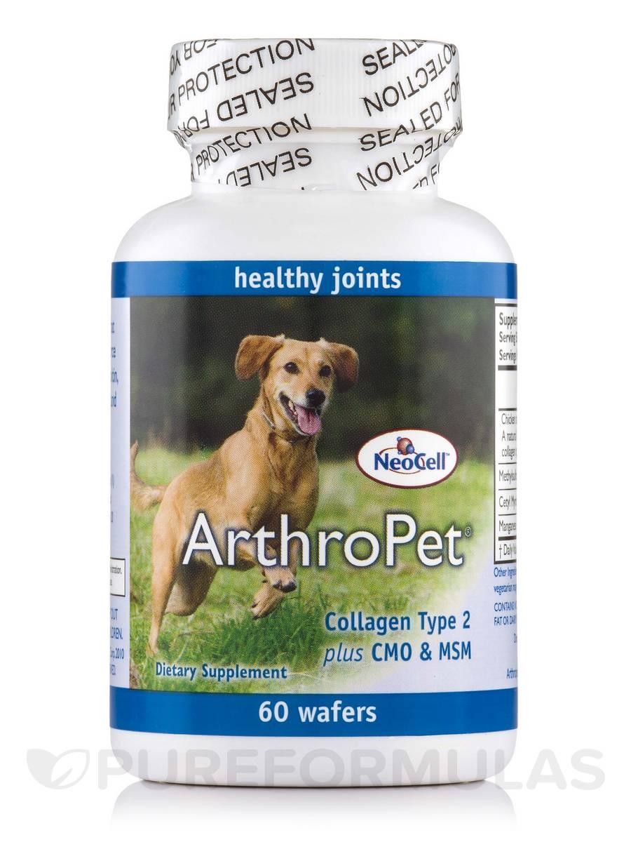 ArthroPet Collagen Type 2 - 60 Wafers