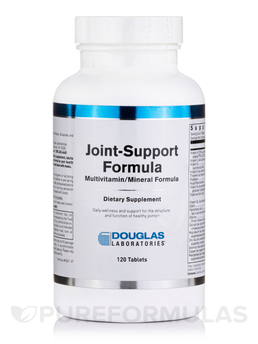 Joint-Support Formula - 120 Tablets