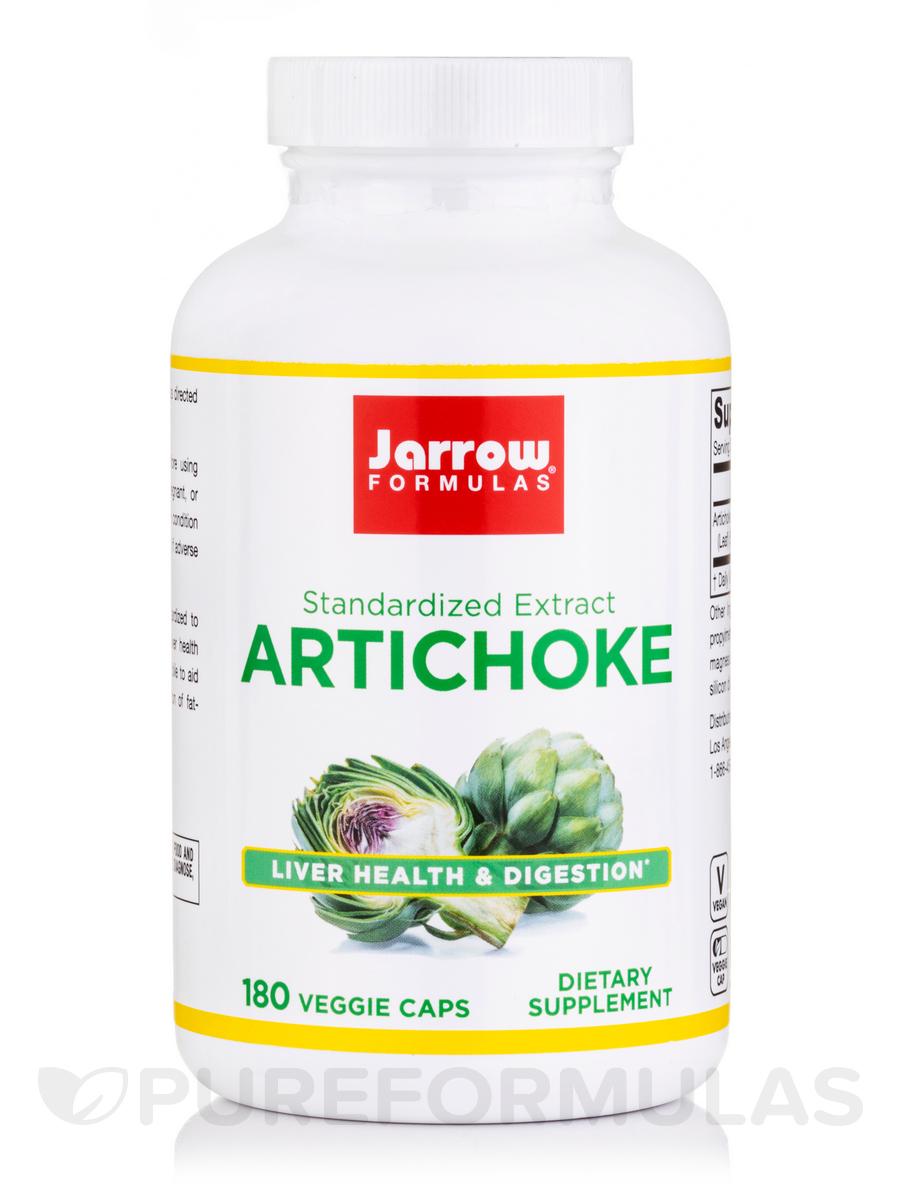 Artichoke 500 mg - 180 Capsules
