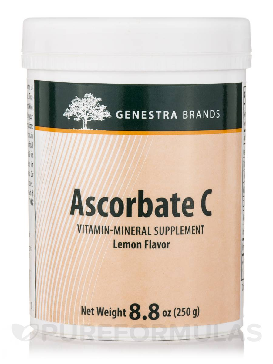 Ascorbate C - 8.8 oz (250 Grams)