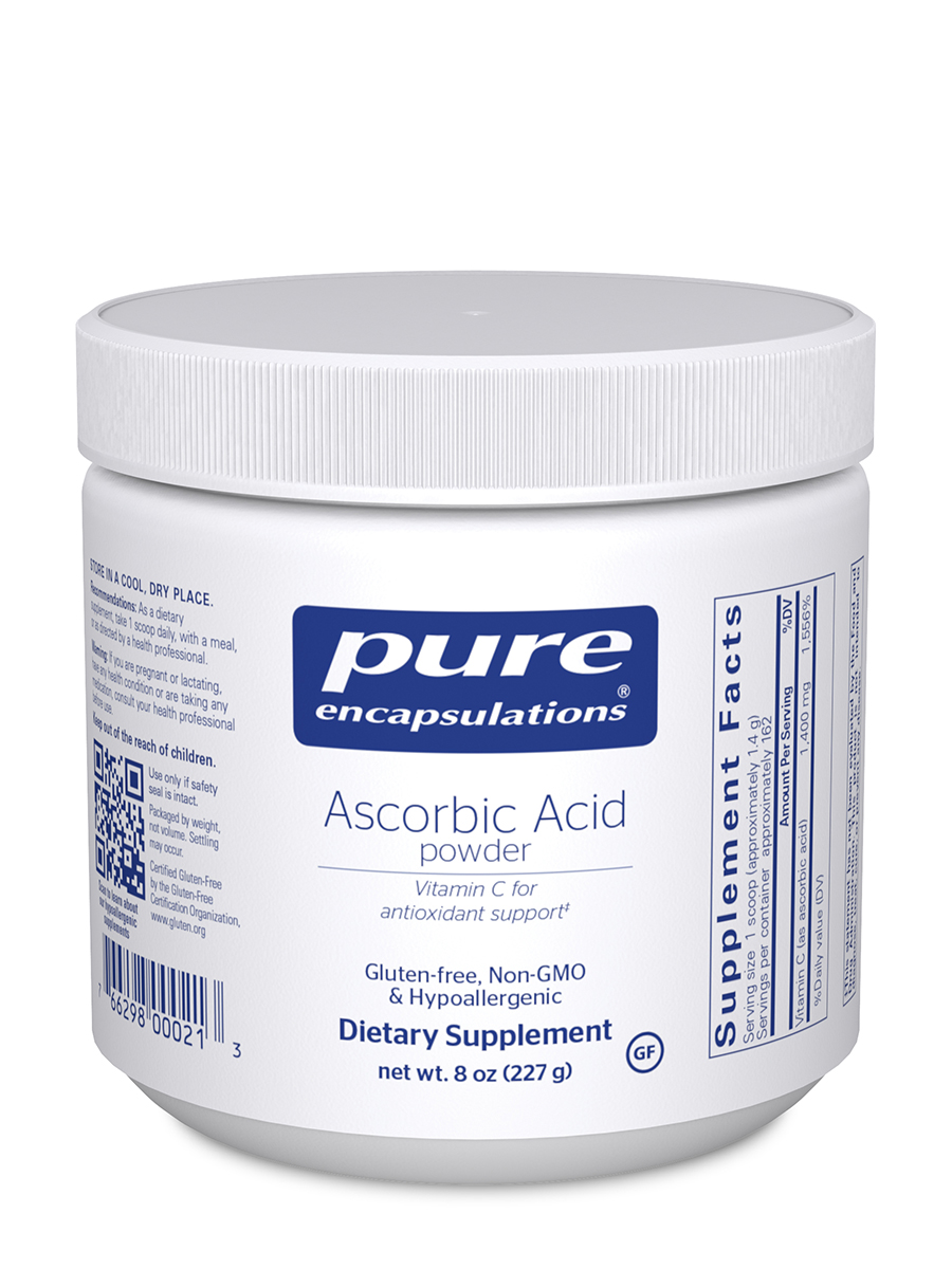 Ascorbic Acid Powder - 227 Grams