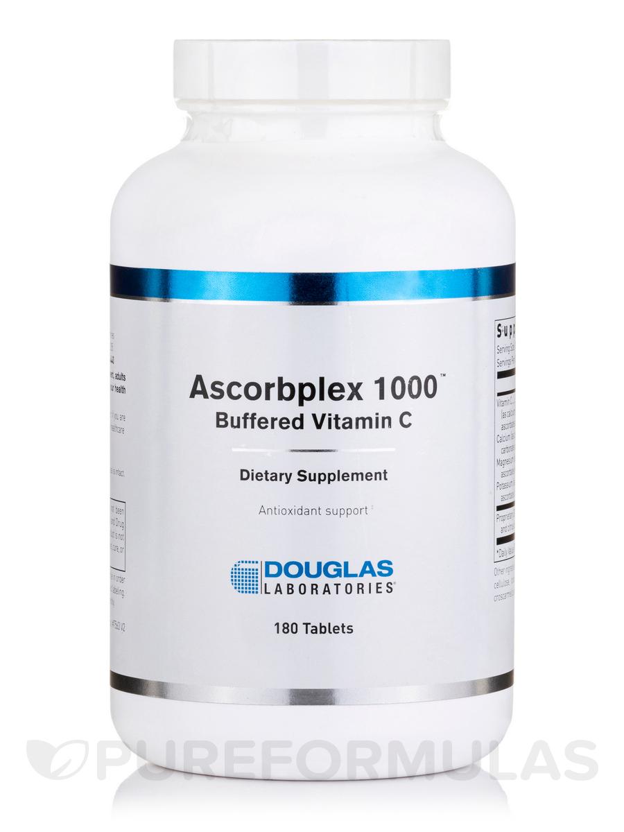 Ascorbplex 1000 - 180 Tablets