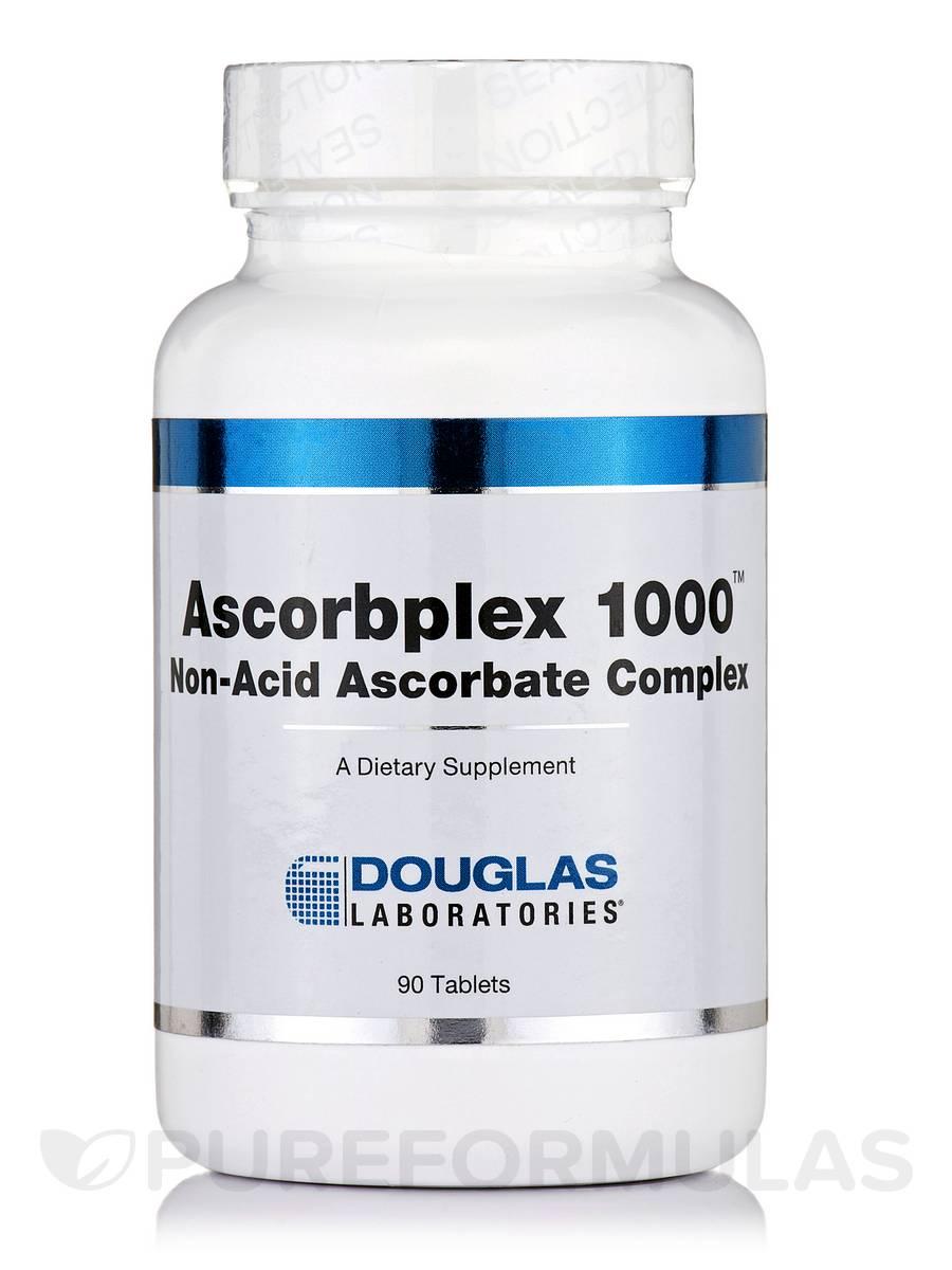 Ascorbplex 1000 - 90 Tablets