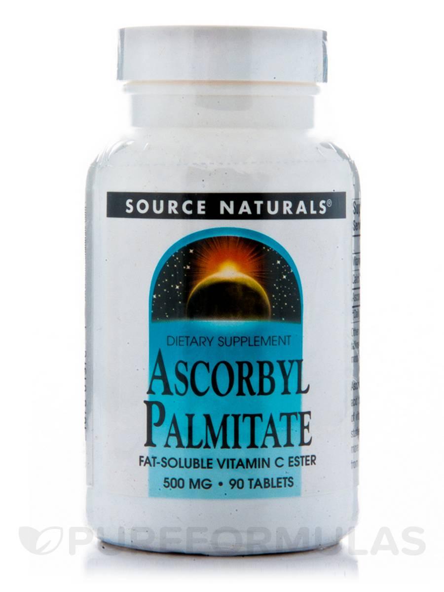 Ascorbyl Palmitate - 90 Tablets