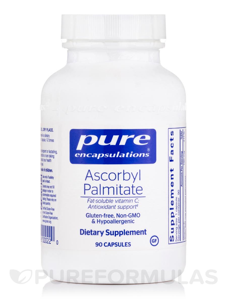 Ascorbyl Palmitate - 90 Capsules
