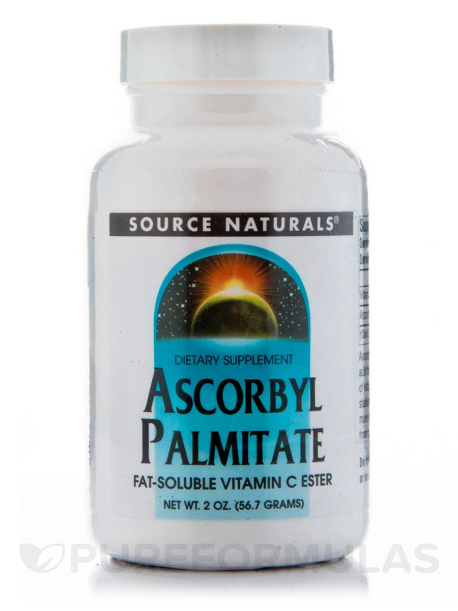 Ascorbyl Palmitate Powder - 2 oz (56.7 Grams)