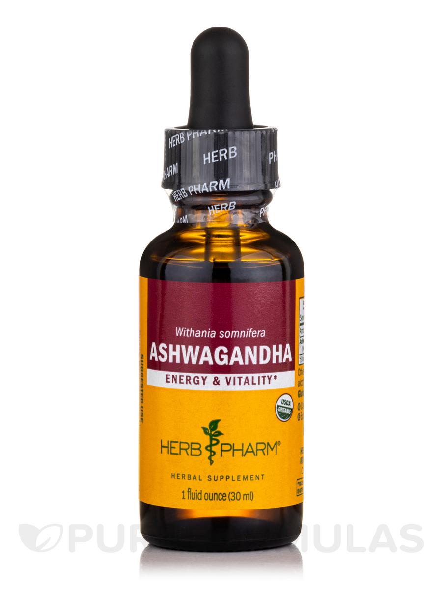 Ashwagandha - 1 fl. oz (30 ml)