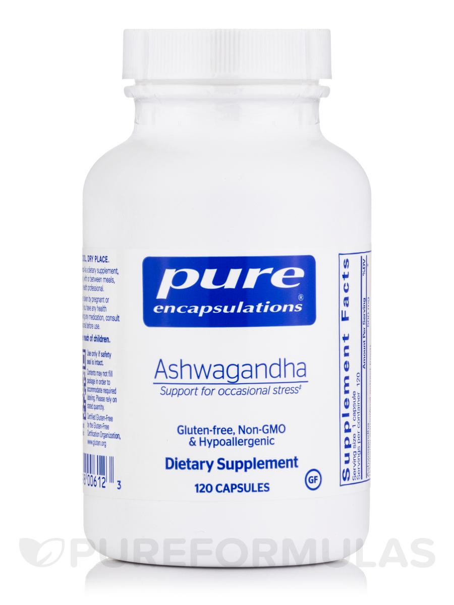 Ashwagandha - 120 Capsules