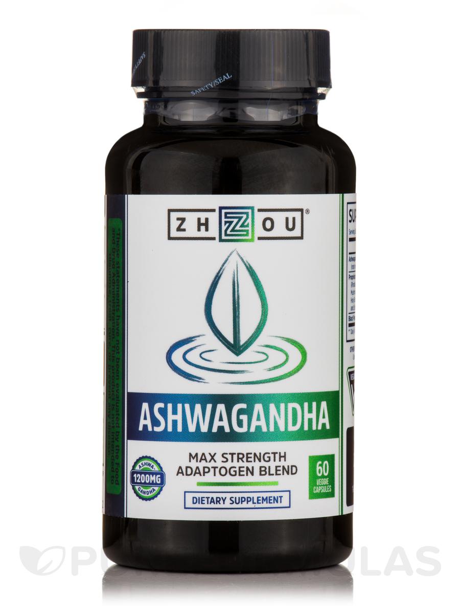 Ashwagandha - 60 Veggie Capsules