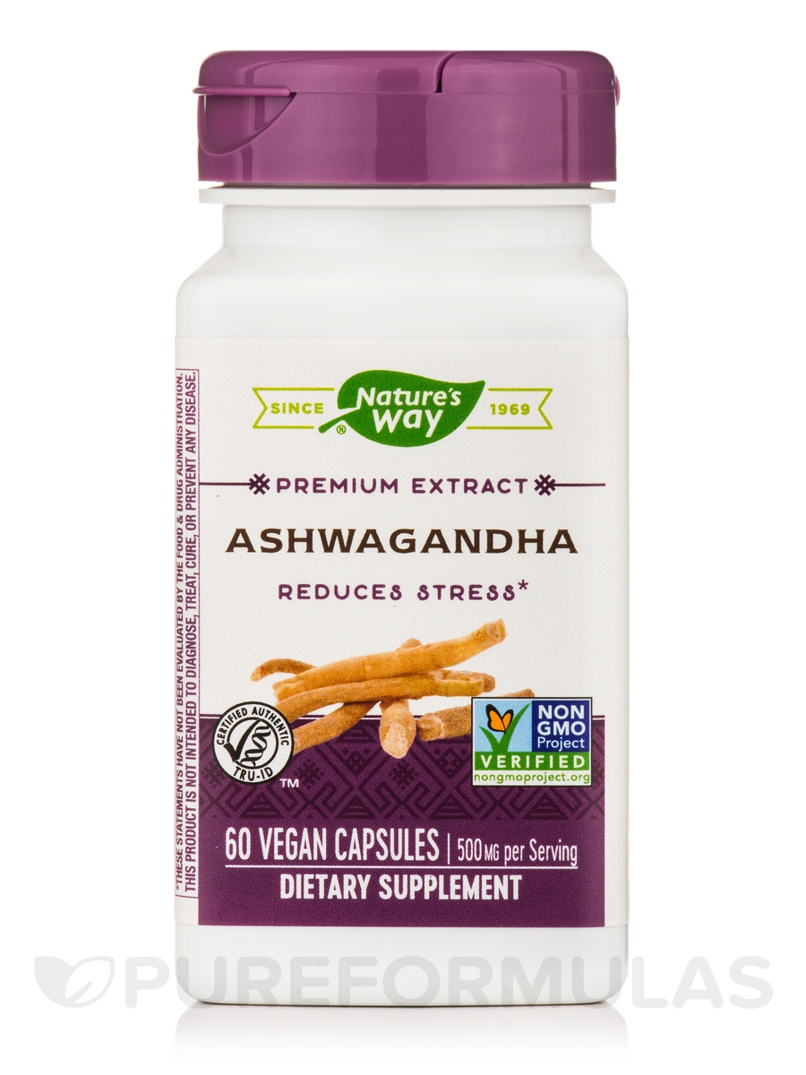 Ashwagandha Standardized - 60 VCaps