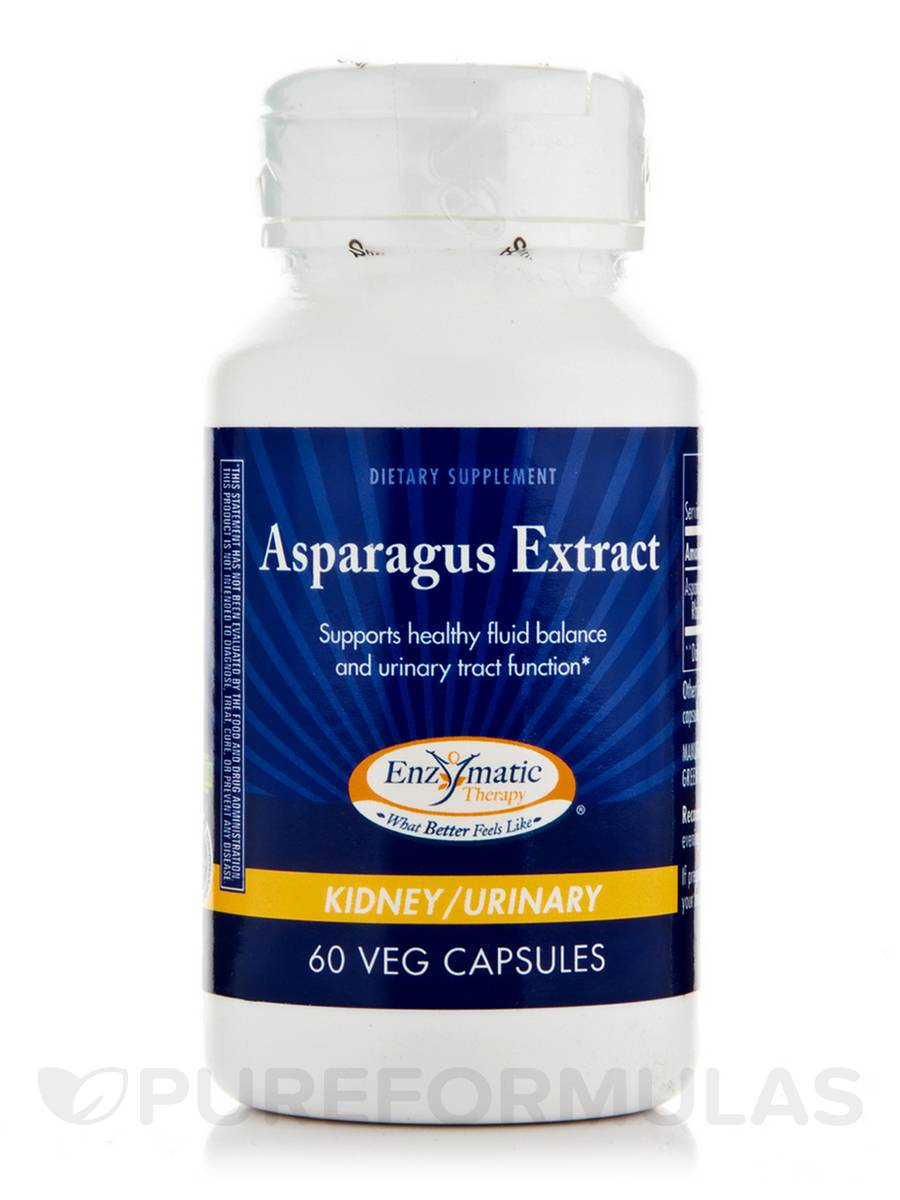 Asparagus Extract - 60 Vegetarian Capsules