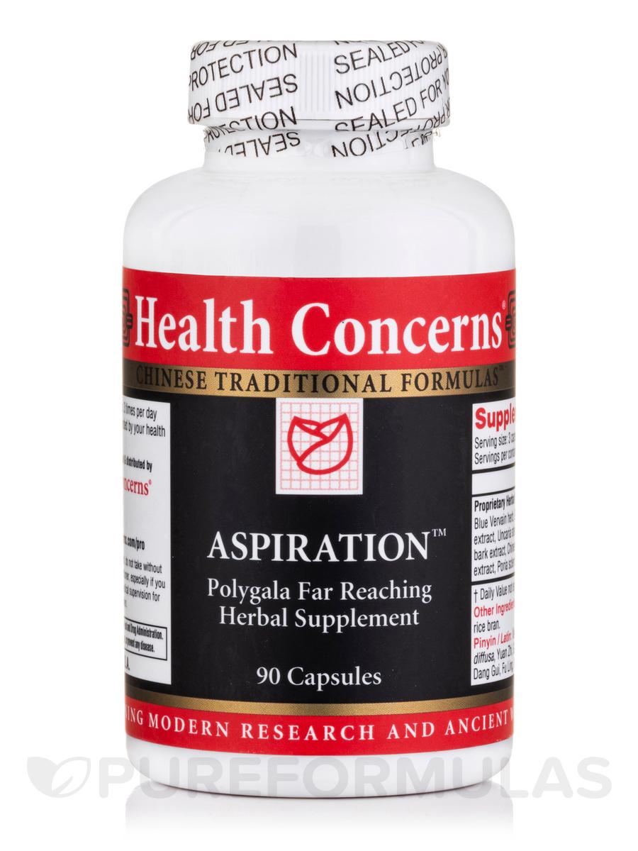 Aspiration - 90 Tablets