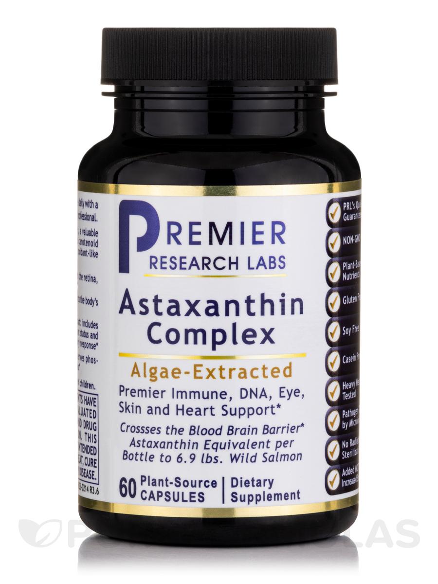 Asta Complete-FX™ - 60 Vegetable Capsules