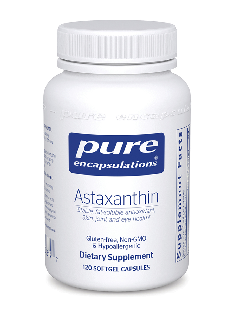 Astaxanthin - 120 Softgel Capsules
