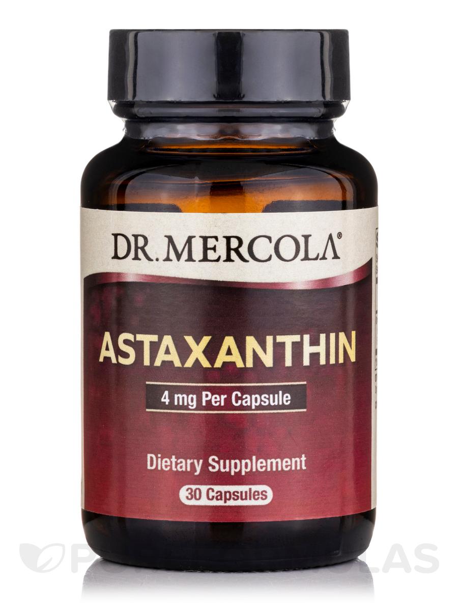 Astaxanthin - 30 Licaps® Capsules