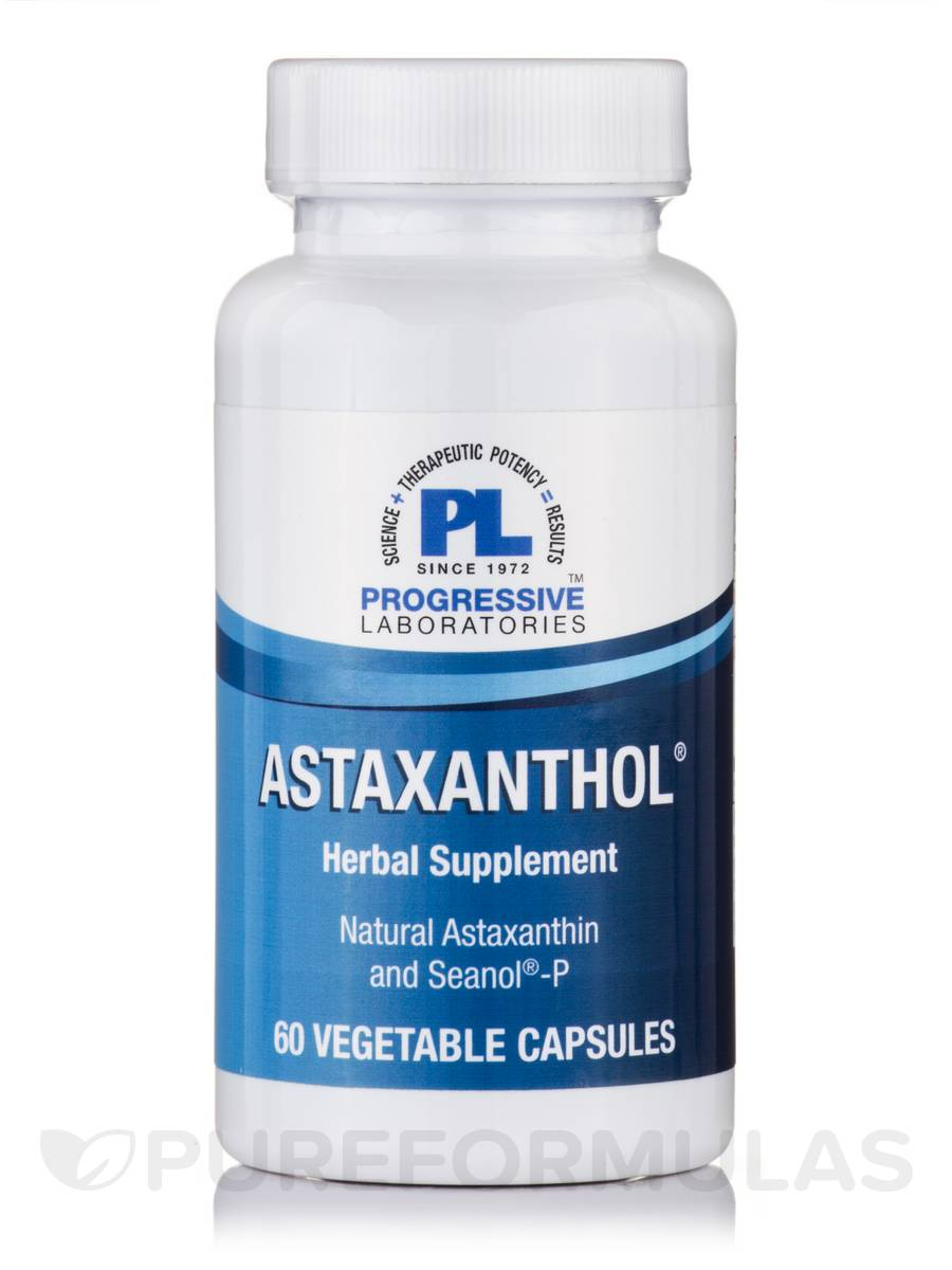 Astaxanthol - 60 Vegetable Capsules