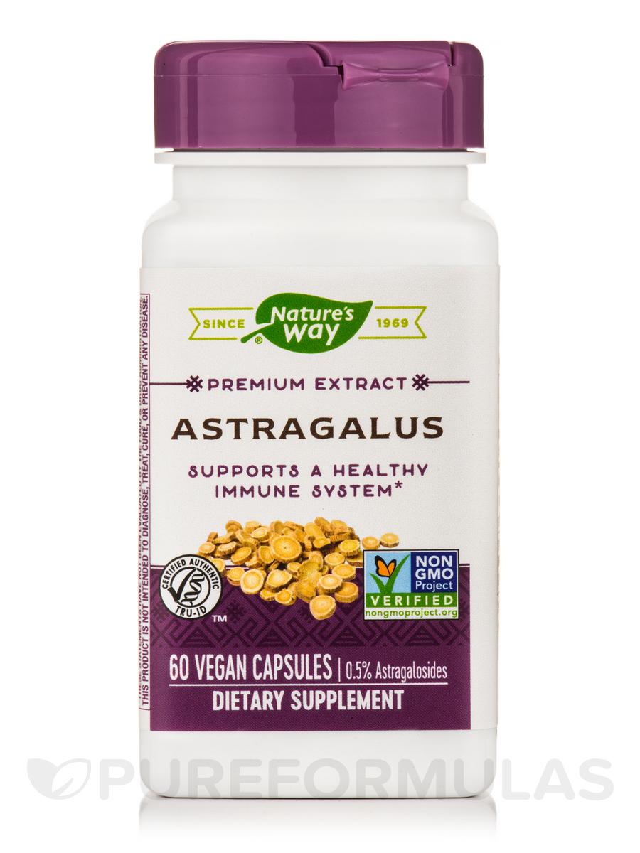 Astragalus - 60 Vegan Capsules