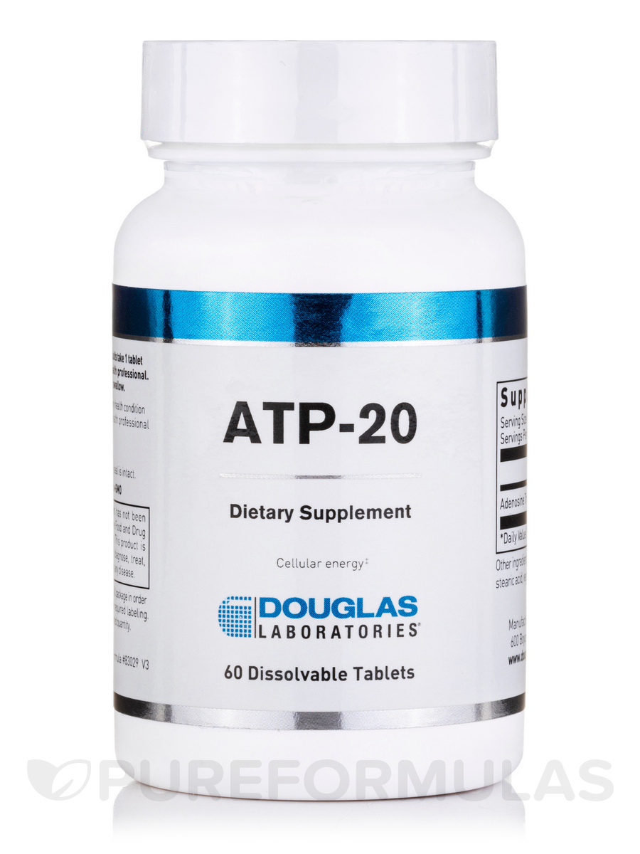 ATP-20 - 60 Tablets