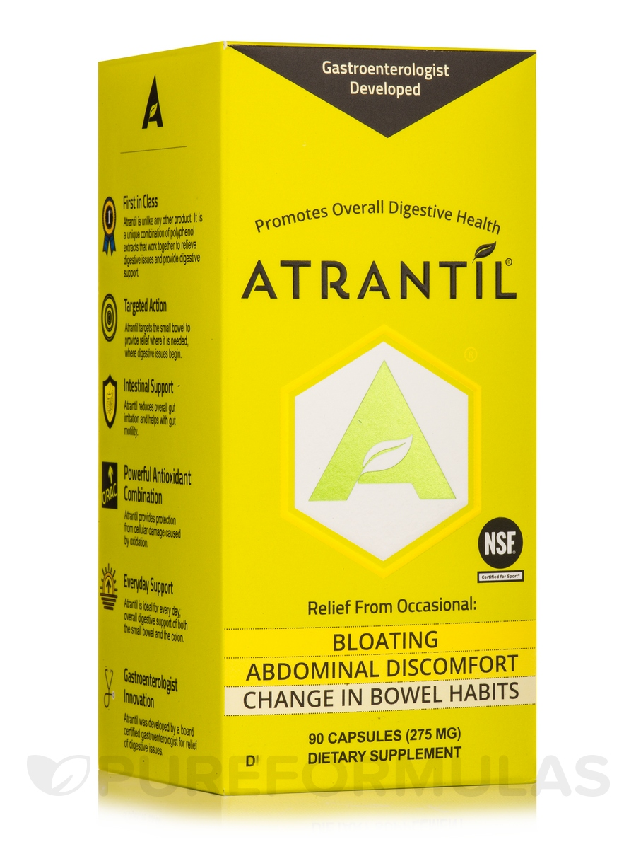 Atrantil® 275 mg - 90 Capsules