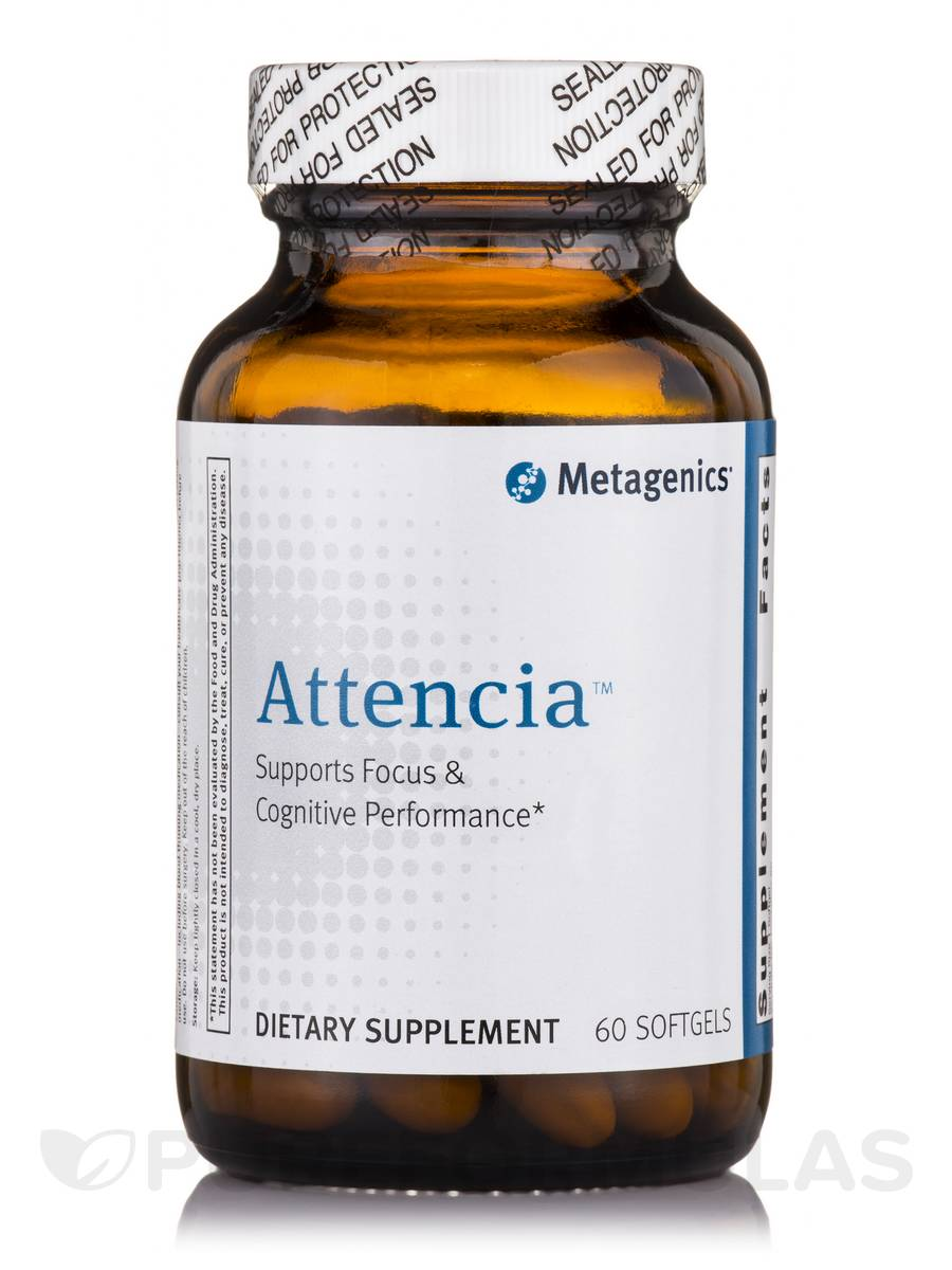 Attencia™ - 60 Softgels