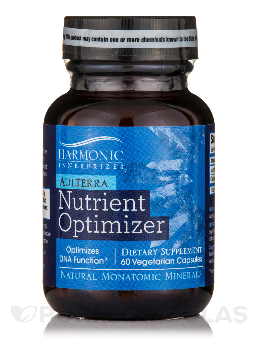Aulterra Nutrient Optimizer - 60 Vegetarian Capsules