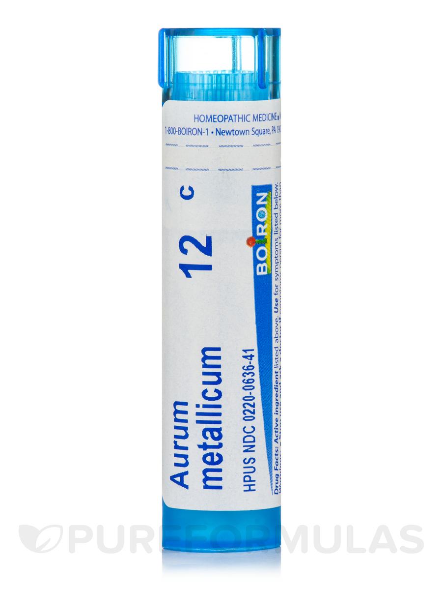 Aurum Metallicum 12c
