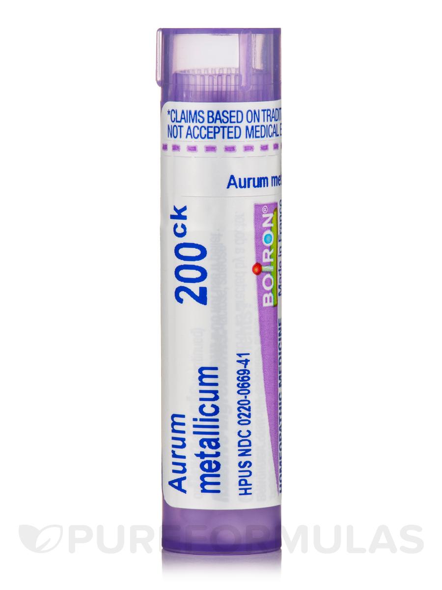 Aurum Metallicum 200ck