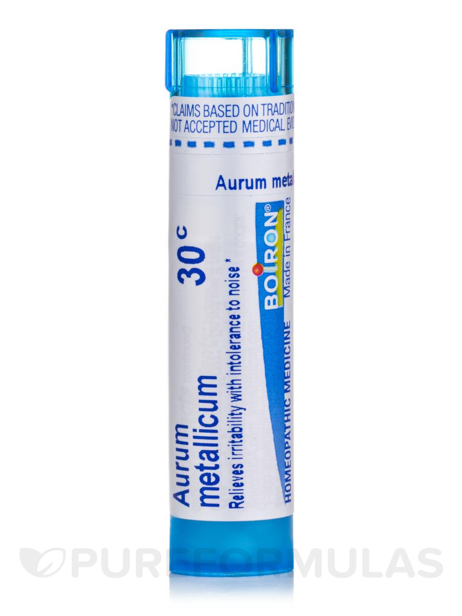 Aurum Metallicum 30c