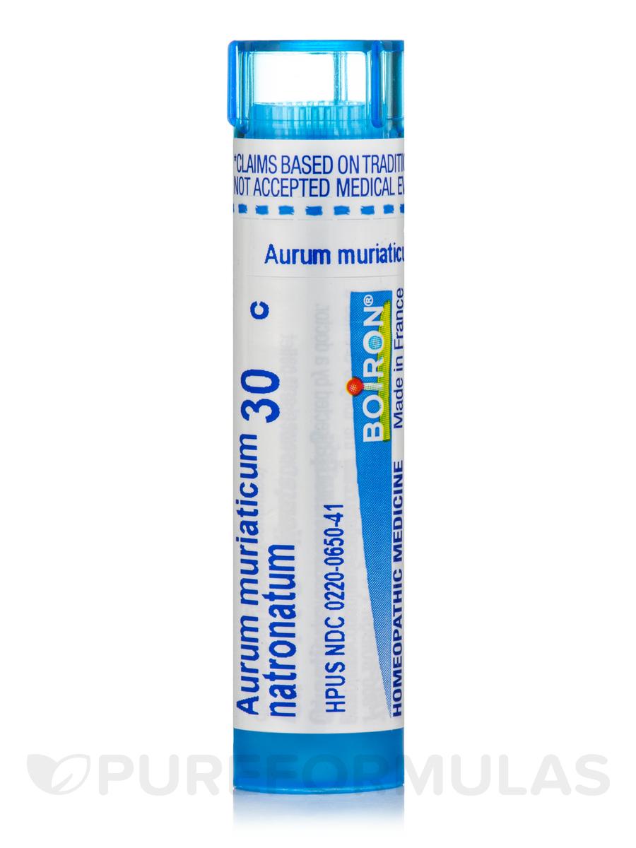 Aurum Muriaticum Natronatum 30c