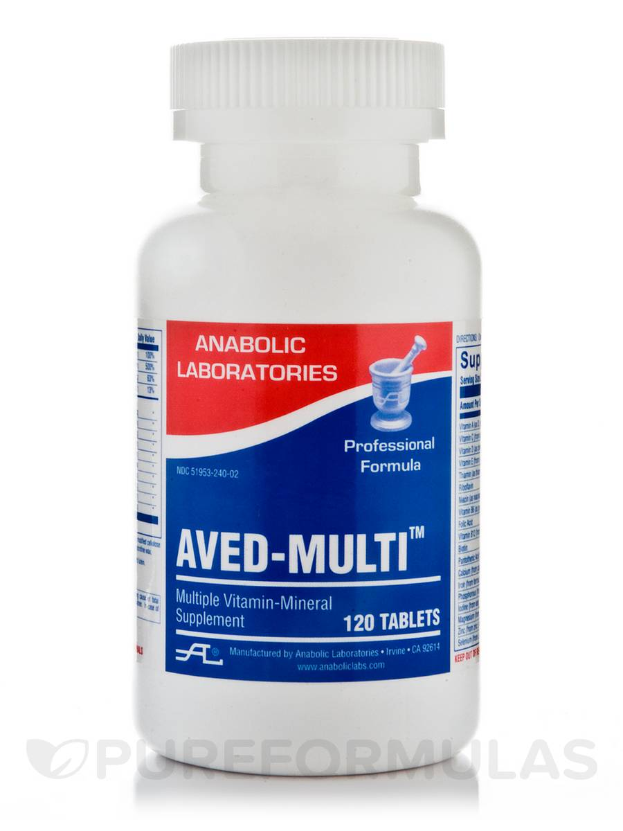 Aved-Multi - 120 Tablets