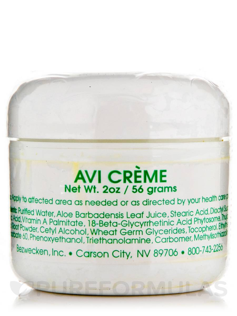 Avi Creme - 2 oz (56 Grams)