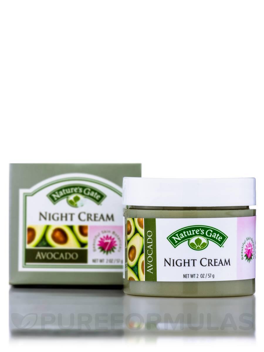 Avocado Night Cream - 2 oz (57 Grams)