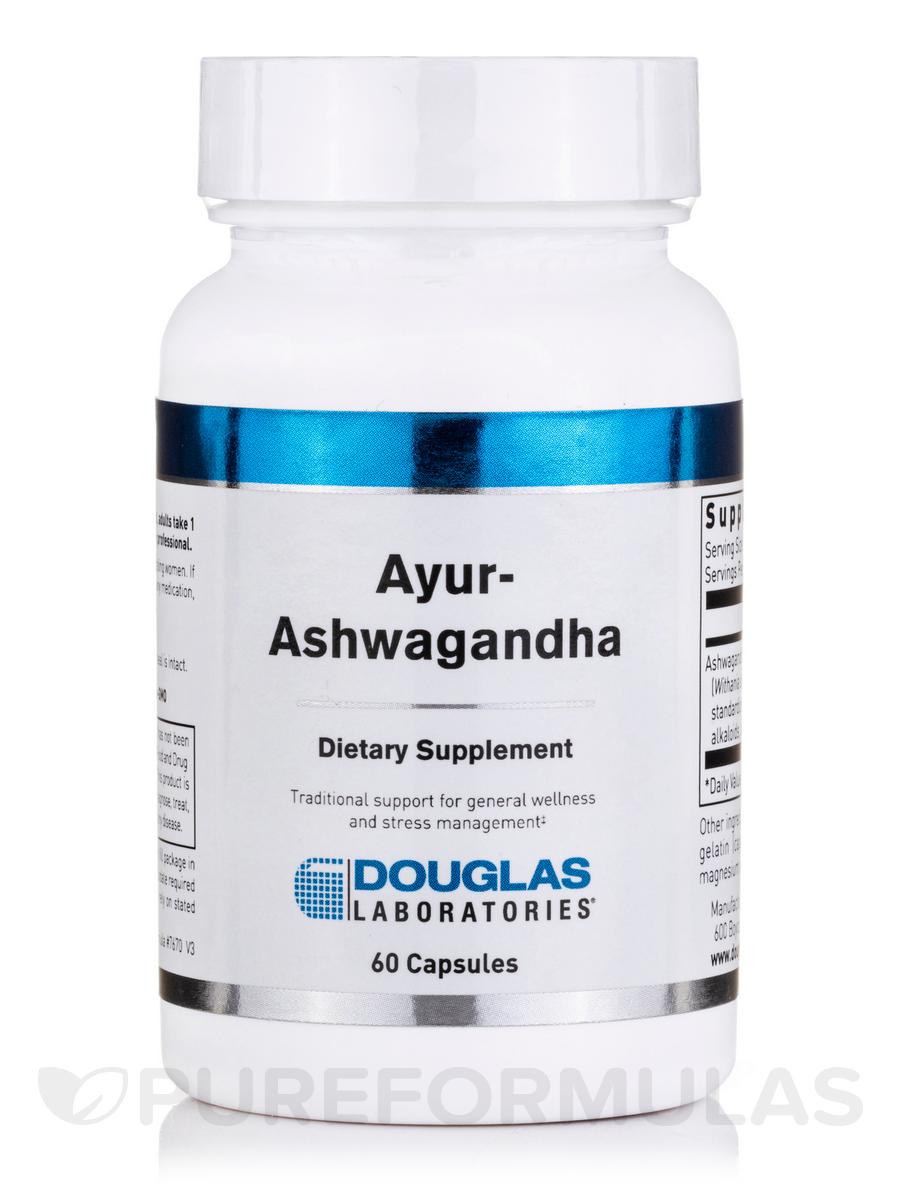 Ayur-Ashwagandha - 60 Capsules