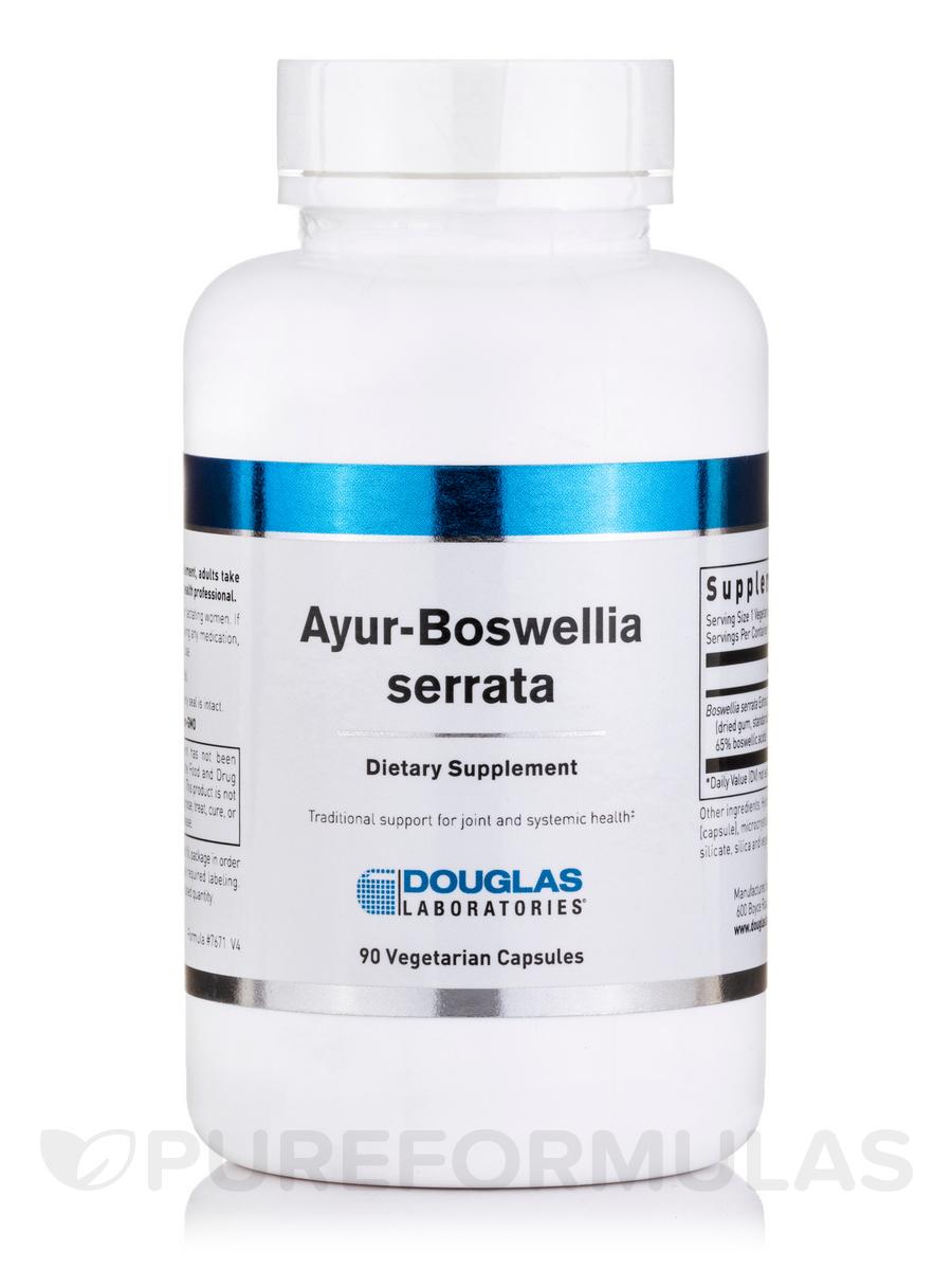 Ayur-Boswellia Serrata - 90 Capsules
