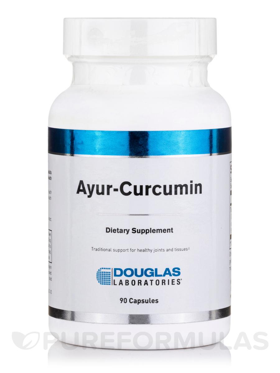 Ayur-Curcumin (Turmeric) - 90 Capsules