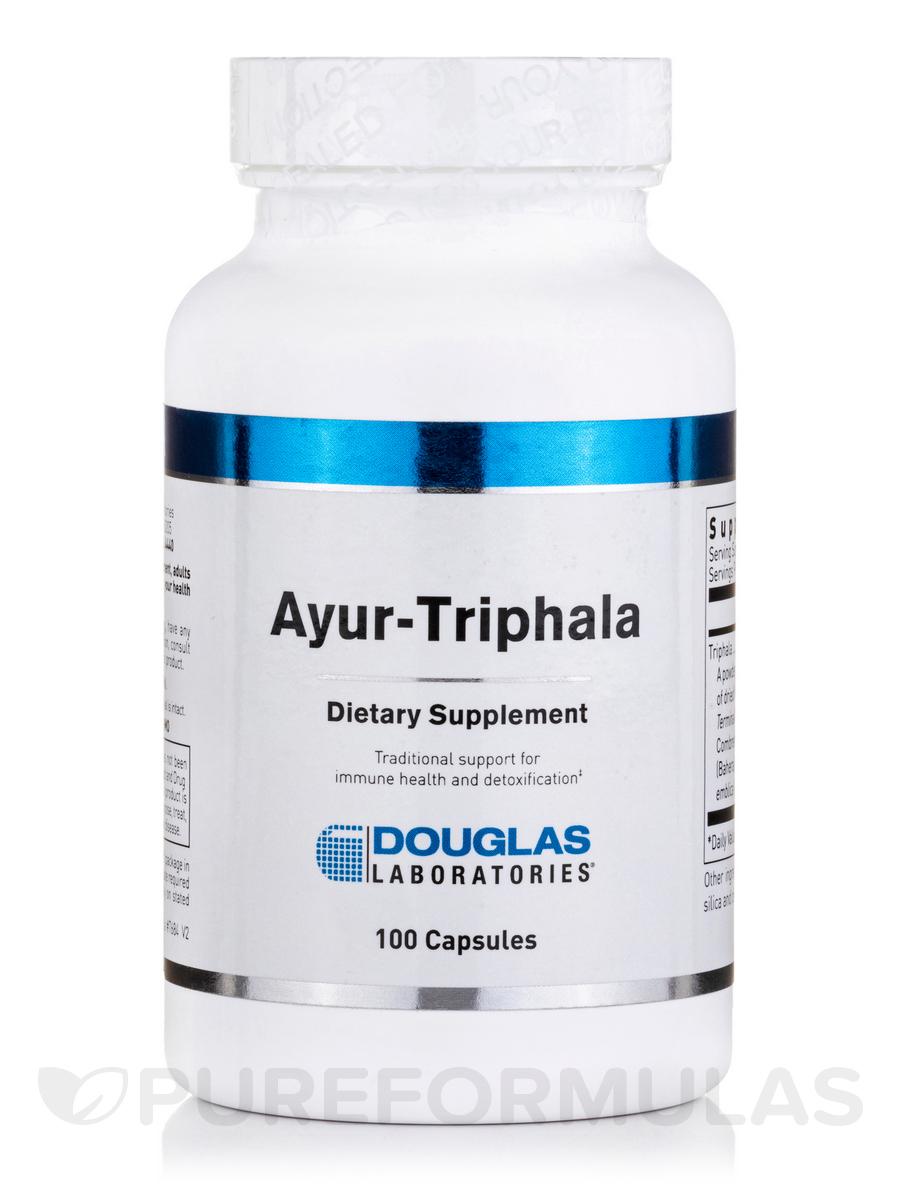 Ayur-Triphala - 100 Capsules