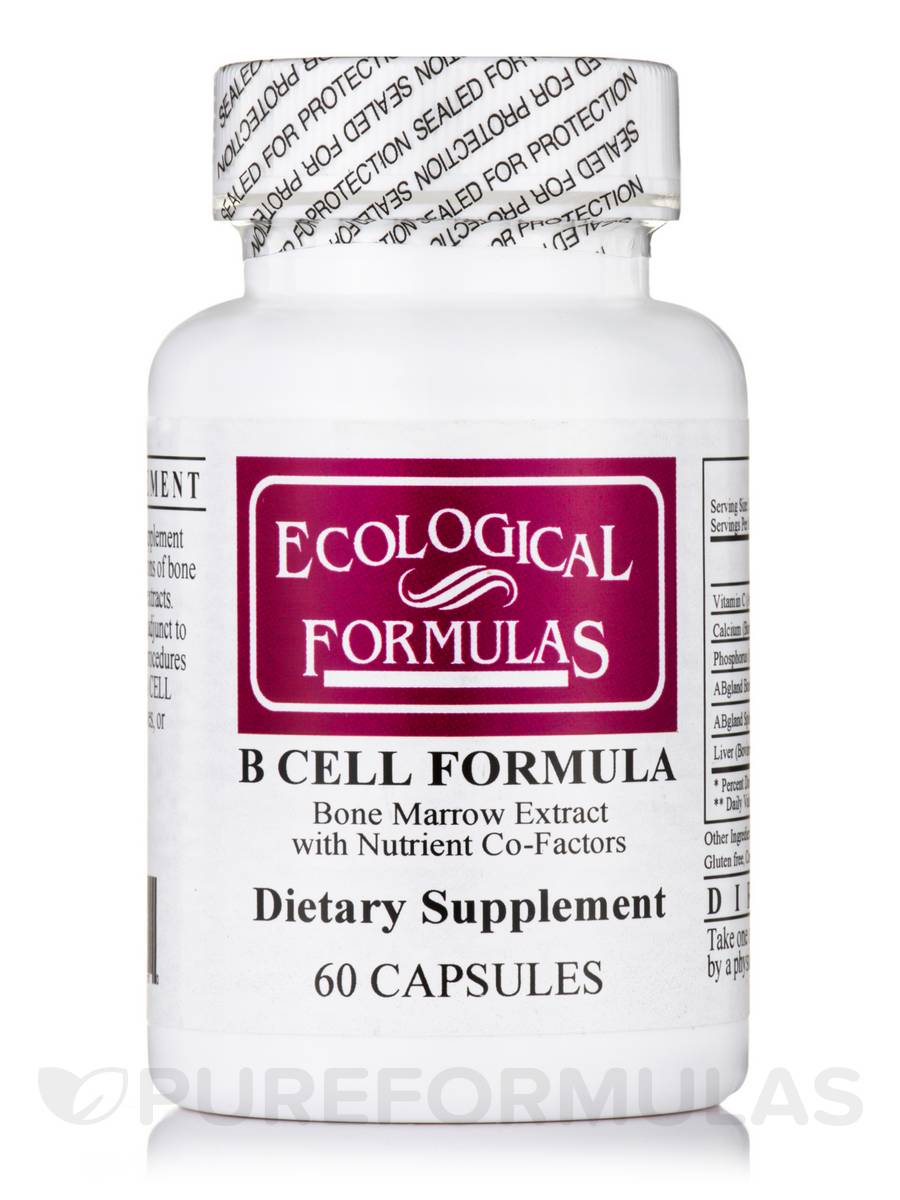 B Cell Formula - 60 Capsules