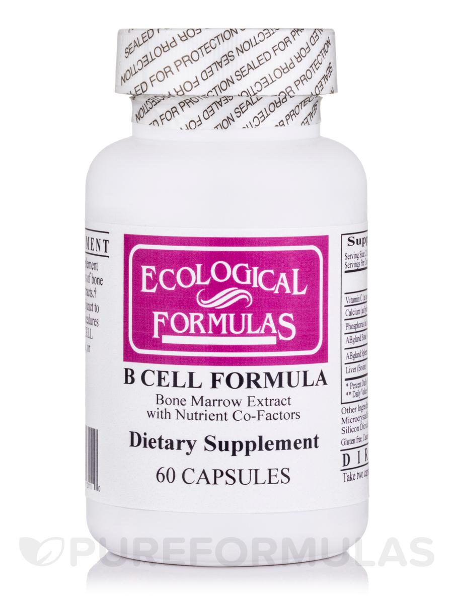 B Cell Formula - 60 Capsules