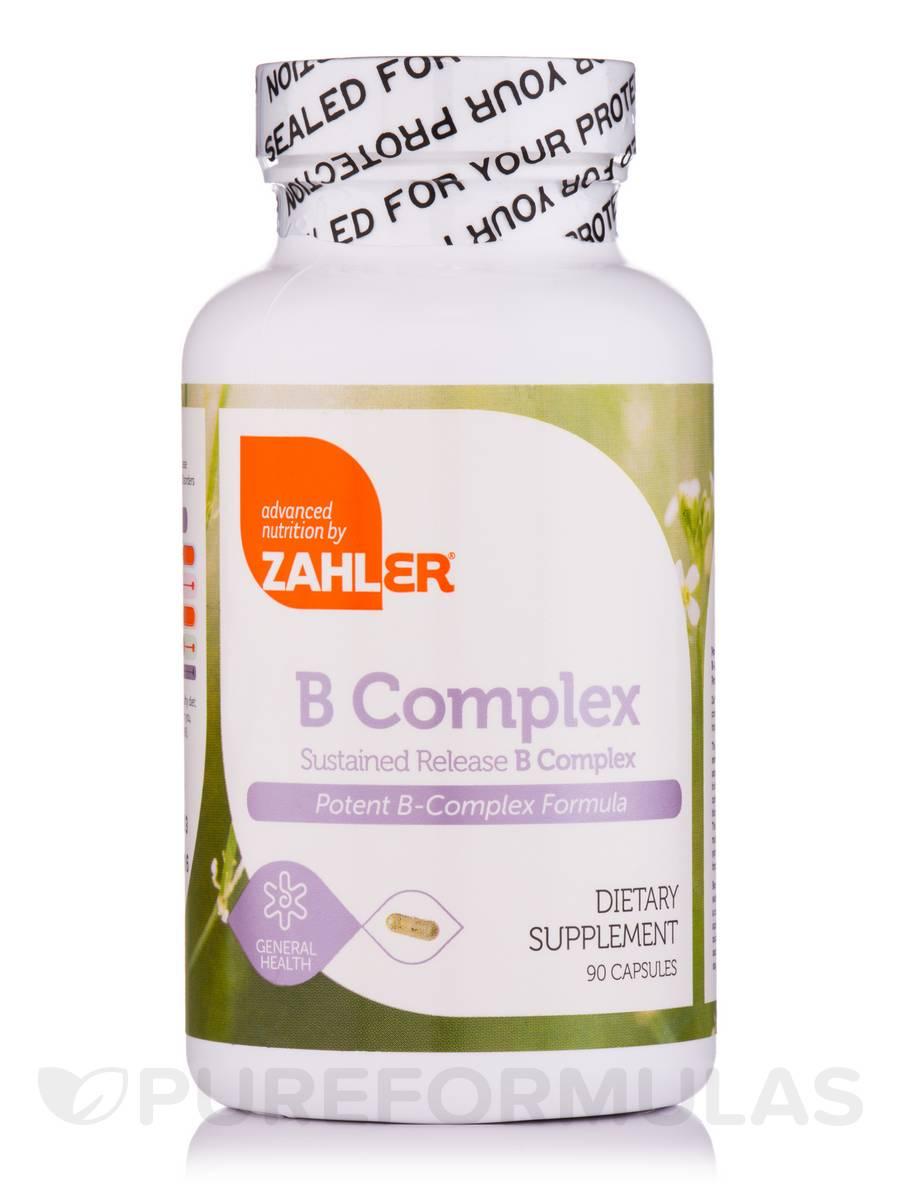 B Complex - 90 Capsules