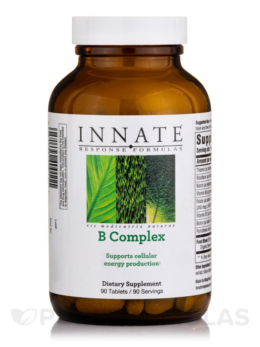 B Complex - 90 Tablets