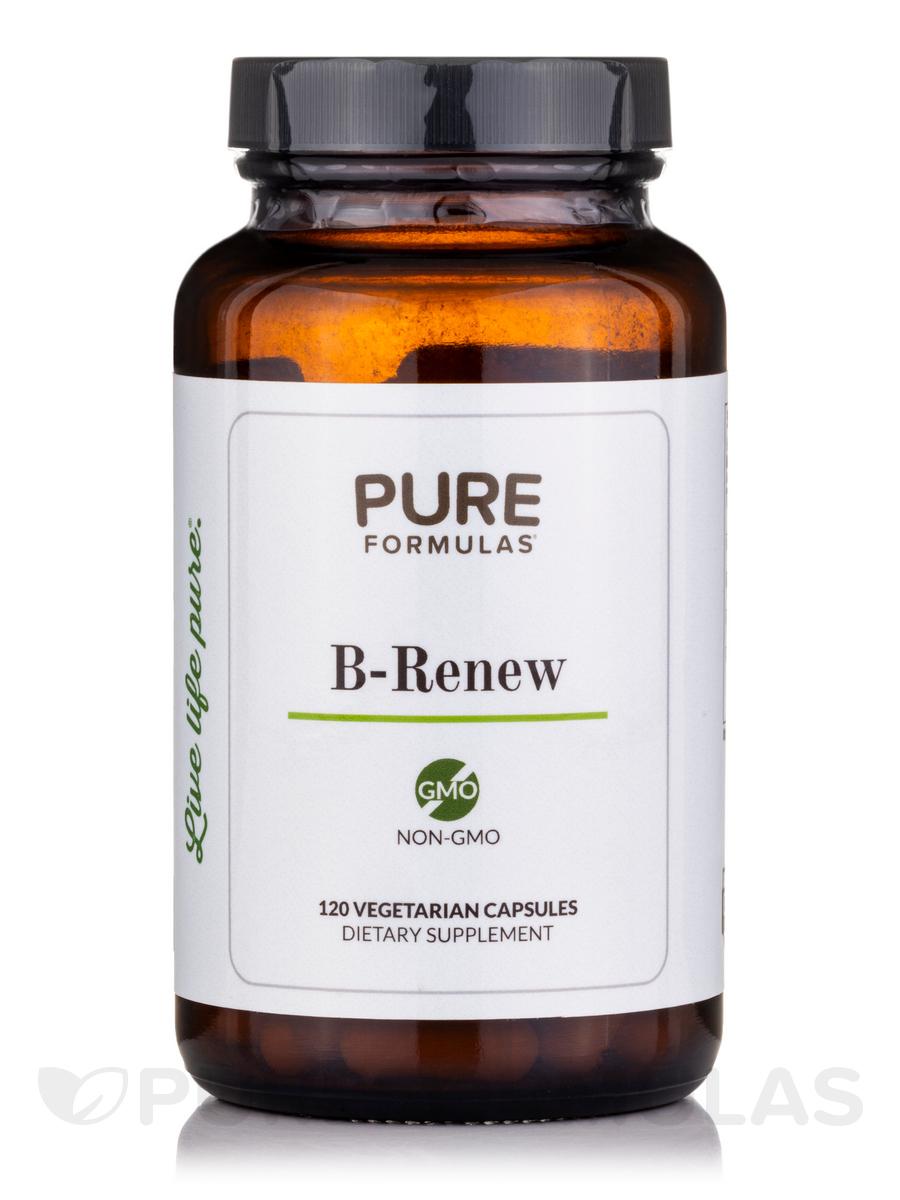 B-Renew - 120 Vegetarian Capsules