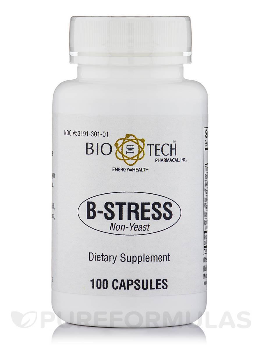 B-Stress - 100 Capsules