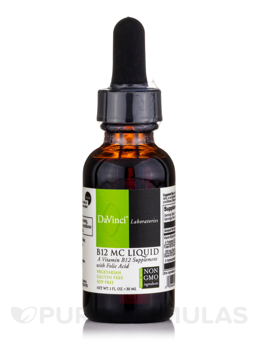 B-12 MC Spray - 1 fl. oz (30 ml)