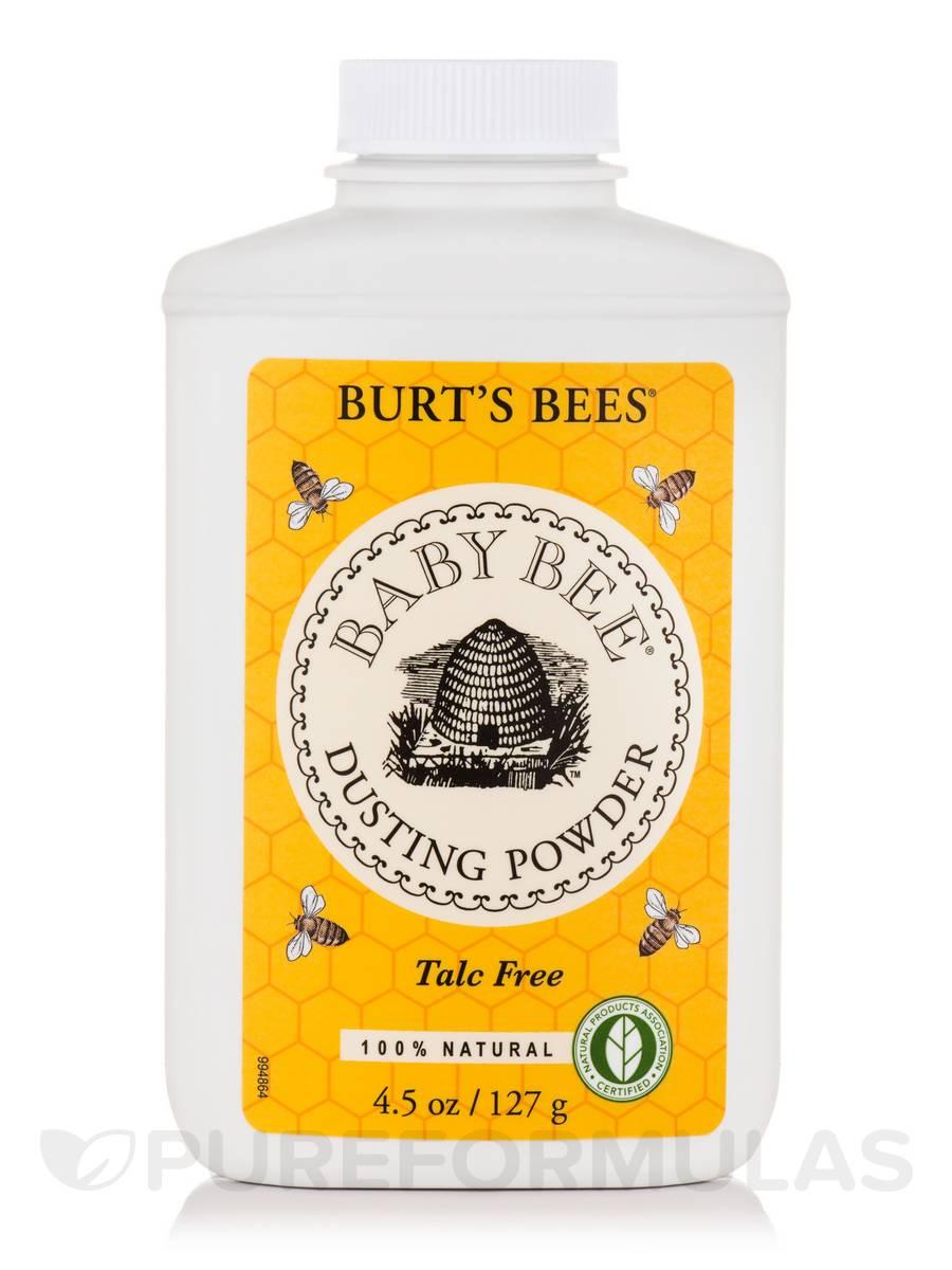 Baby Bee® Dusting Powder (Talc-Free) - 4.5 oz (127 Grams)