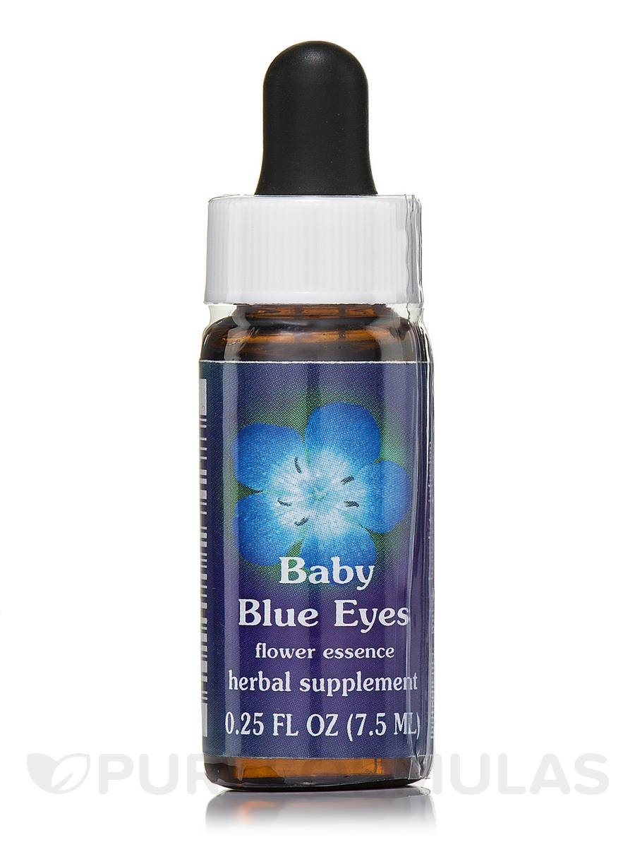 Baby Blue Eyes Dropper - 0.25 fl. oz (7.5 ml)