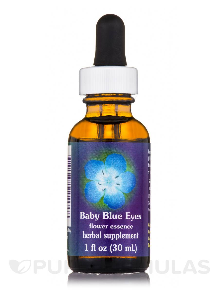 Baby Blue Eyes Dropper - 1 fl. oz (30 ml)