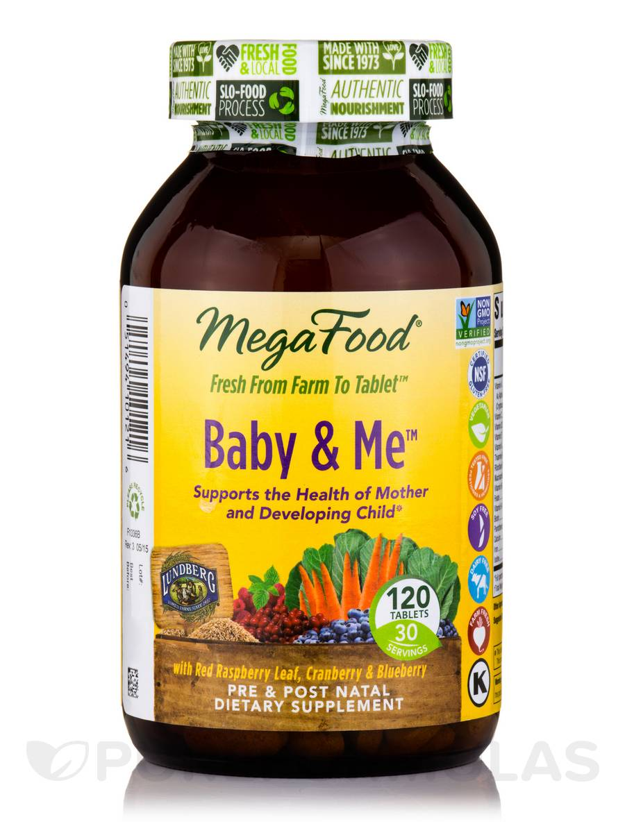 Baby & Me™ - 120 Tablets