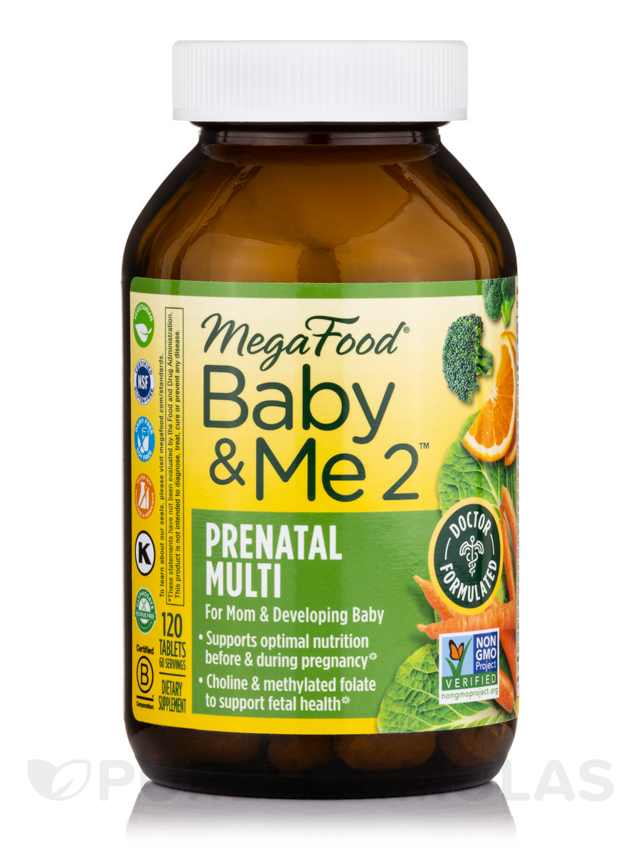 Baby & Me 2™ - 120 Tablets
