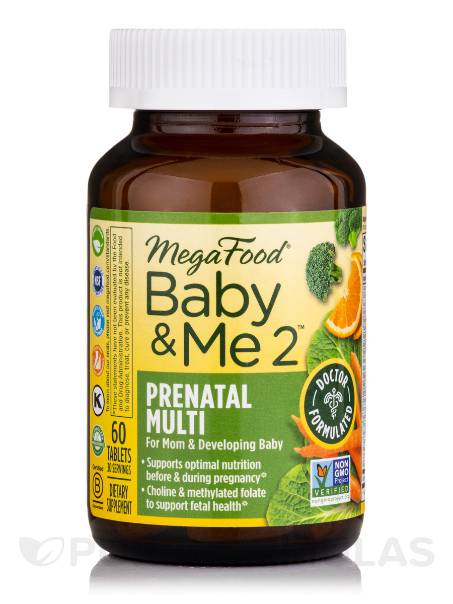 Baby & Me 2™ - 60 Tablets